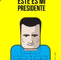 Ilustración Capriles Radonski. A Illustration project by Adrian Ramos         - 06.05.2013