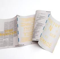 Somemanifesto, a collection (Publication).. A Design project by Víctor Arráez Abad - May 11 2013 10:19 PM