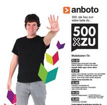 anboto -500-. Un proyecto de Diseño y Publicidad de Nuria  - Jueves, 16 de mayo de 2013 13:27:23 +0200