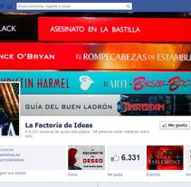 La Factoría de Ideas. Um projeto de Publicidade de Alicia Pina Valtueña         - 22.05.2013