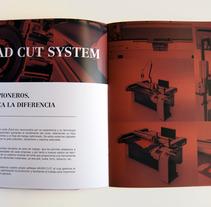 Miver Dossier Corporativo. Um projeto de Design e Fotografia de Rosalia Flores Huertas         - 23.05.2013