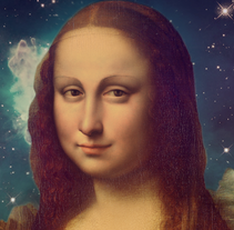 Mona Lisa's Galaxy. A Illustration, Installations, and Photograph project by Alejo Malia         - 05.06.2013