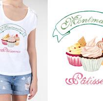 Camisetas. Um projeto de Ilustração de eva_maria_romero - 11-06-2013