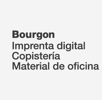 Bourgon. A Design, and UI / UX project by Alejandro Ochoa Alonso - Jun 11 2013 11:37 PM