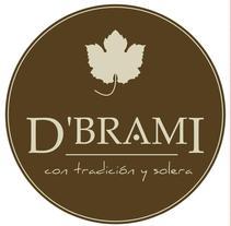 D'brami.Imagen corporativa. Un proyecto de Diseño de Arturo Afonso Castro         - 18.06.2013