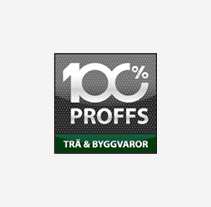100% Proffs - Identidad y publicidad. A Design project by Angel Valero Archiles         - 25.06.2013