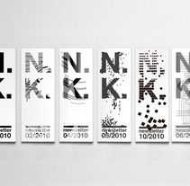 NK Newsletter. A Design project by Aniana Heras         - 26.06.2013