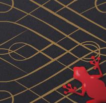 O XARDÍN · Restyle Logo & Web. Un proyecto de Diseño, Ilustración, Dirección de arte, Gestión del diseño, Diseño gráfico y Diseño Web de Mapy D.H. - Lunes, 15 de julio de 2013 00:00:00 +0200