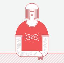 The Girl with the Pynchon Tattoo. Un proyecto de  de Javier Arce - Miércoles, 31 de julio de 2013 15:41:58 +0200