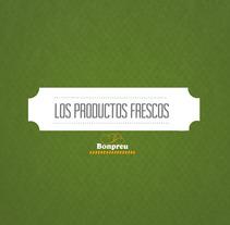 Productes frescos. Un proyecto de Publicidad de Adriana Castillo García         - 02.08.2013