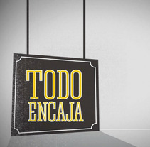 Todo encaja. A Advertising, Motion Graphics, Film, Video, and TV project by ozonemotion  - 20-08-2013