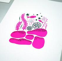 Serigrafía. Un proyecto de Diseño e Ilustración de Alejandra Morenilla - 22-08-2013
