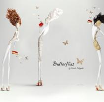 Ilustración. A Illustration, and Advertising project by Vicente Delgado Núñez - 02-09-2013