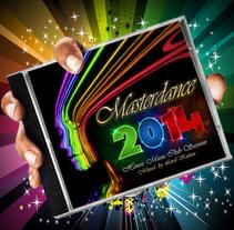 Proyecto Masterdance Sessions. Un proyecto de Diseño, Ilustración, Publicidad, Música, Audio, Fotografía e Informática de Javier R RobIedo         - 02.09.2013