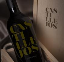 Castillejos Wineshop. A Design, and UI / UX project by Sergio Sánchez Martín         - 12.09.2013