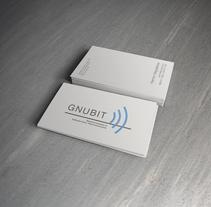 Gnubit. Um projeto de Design, Br, ing e Identidade e Design gráfico de Nerea Gutiérrez         - 21.12.2012