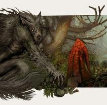 Ilustracion Editorial. A Design&Illustration project by Buci Szalontay         - 18.09.2013