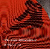 30 aniversari / Club esportiu Sakay. A Design, and Advertising project by esteban hidalgo garnica         - 19.09.2013