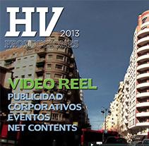 Showreel HV 2013. Um projeto de Design, Publicidade, Motion Graphics e Cinema, Vídeo e TV de Sergi Sanz Vázquez         - 26.09.2013