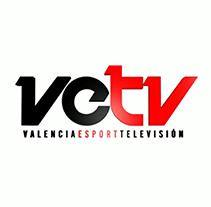 Valencia Esport Tv. Um projeto de Design, Música e Áudio, Motion Graphics, Cinema, Vídeo e TV e 3D de Sergi Sanz Vázquez         - 26.09.2013
