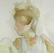 Serie Lora. A Illustration project by carmen esperón - Oct 07 2013 03:32 PM