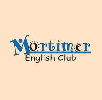Mortimer English Club. Um projeto de Design e Publicidade de Nurinur         - 09.10.2013