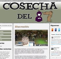 Web Cosecha del '87. Un proyecto de Desarrollo de software e Informática de Francisco Pardo         - 14.10.2013