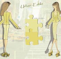 URBAN ESTILO. Um projeto de Design e Ilustração de donata margiotta         - 16.10.2013