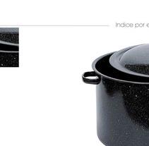 Guía de proveedores para hostelería. A Design, and Advertising project by Beatriz Santos Sánchez         - 21.10.2013