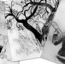ilustración. A  project by Beatriz Santos Sánchez         - 21.10.2013