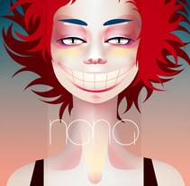 Ilustraciones Vectoriales. Um projeto de Design, Ilustração e UI / UX de Natasha Barrolleta - 27-10-2013