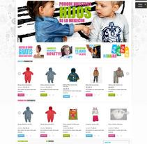 Anjukakids WEB. Un proyecto de Diseño, Diseño Web y Desarrollo Web de Marta Arévalo Segarra         - 03.11.2013