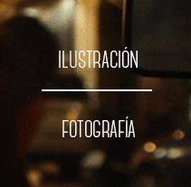 Ilustración + fotografía. Un proyecto de Diseño, Ilustración y Fotografía de Eva  G. Navarro - 07-11-2013