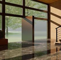 Arquitectura 3D. Un proyecto de Diseño, Instalaciones y 3D de Gonzalo Jimenez Huete         - 13.11.2013
