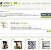 Venais. Um projeto de Design, Publicidade e Desenvolvimento de software de Marius Pinciuc - 15-11-2013