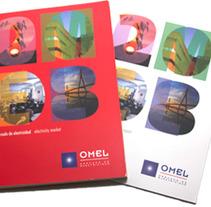 Memoria de Empresa OMEL 08. A Design&Illustration project by Pedro Soria García         - 17.05.2009