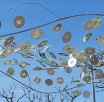 Anima CD. Um projeto de Instalações e Fotografia de Patricia         - 19.11.2013