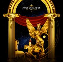 Sunshine Champagne. Un proyecto de Diseño y Publicidad de Mr. Kuns ™         - 20.11.2013