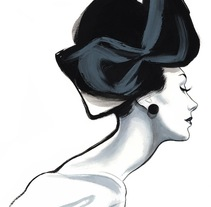 Fashion. A Illustration project by Fernando Vicente - 24-11-2013