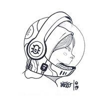 Bocetos y doodles - III. Un proyecto de Ilustración de Gabriel Suchowolski - 25-11-2013