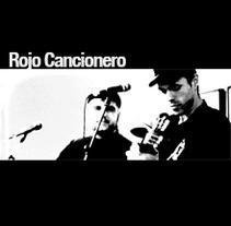 Rojo Cancionero. Un proyecto de Diseño, Música, Audio y Desarrollo de software de Grupo Alborade         - 22.04.2013