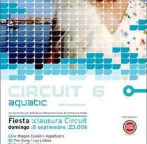 Circuit 6. Um projeto de Design e Publicidade de ahora         - 25.11.2003