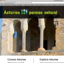 Web portal Asturias. A Design, and Software Development project by Jessica Peña Moro         - 27.05.2013