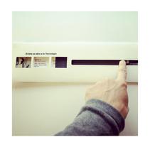 El Arte se abre a la Tecnología. Desbloquearte. Un proyecto de Diseño y Publicidad de Pedro  Manero Aranda - Viernes, 29 de noviembre de 2013 00:00:00 +0100