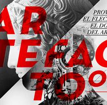 Artefacto. A Design project by mimetica - Nov 29 2013 12:00 AM