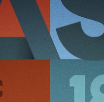 OASIS FESTIVAL. PROPUESTA LOGO Y CARTEL CON APLICACIÓN A DISTINTAS MARCAS. Um projeto de Design de Aitor Saló         - 03.12.2013