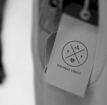 THOMAS TRENT. A Design project by MICAELA CARBAJAL - Dec 07 2013 12:00 AM