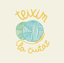 Teixim la ciutat. A Design, Br, ing, Identit, and Graphic Design project by theroomrooms'         - 12.06.2015