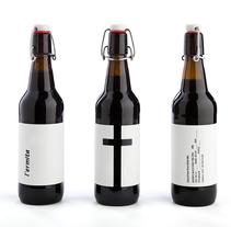 Cerveza l´ermita. Um projeto de Design de nueve          - 10.12.2013