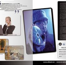 Maquetación TX Ibérica. Un proyecto de Diseño de Imma Lucas         - 11.12.2013